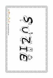 Image prénom Suzie - Drôles de lettres bestioles