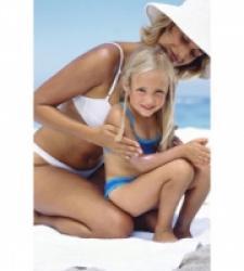 Crèmes solaire enfant