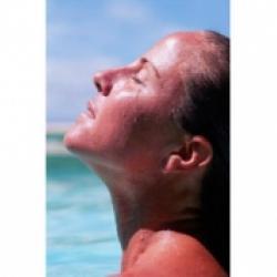 La peau contre le soleil
