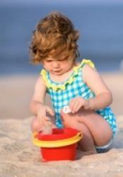 Enfant au soleil