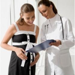Echographie de la grossesse