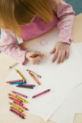 Créativité; de l'enfant