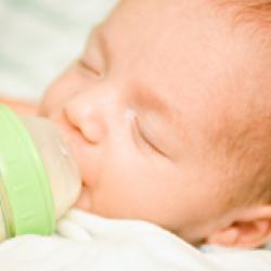 lait bebe