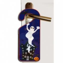 Accroche porte Halloween