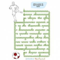 Activités et jeux sur le foot