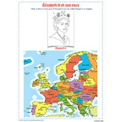 Élisabeth II et son pays