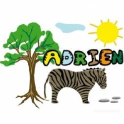 Activités sur le prénom Adrien