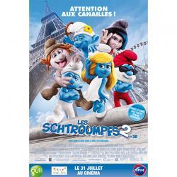 Schtroumpfs 2 : Au cinéma le 31 juillet