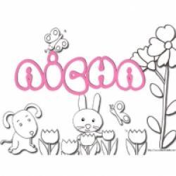 Activités sur le prénom Aicha