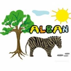 Activités sur le prénom Alban