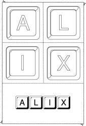 alix keystone