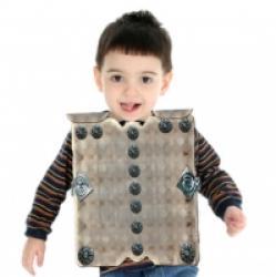 Armure de chevalier pour les garçons