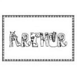 Arthur, coloriages Arthur