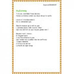 Imprimer Automne de Raymon Radiguet