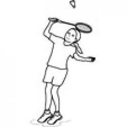 Si votre enfant aime le sport et notamment le Badminton, c'est l'occasion de lui proposer des tas d'activités pour le stimuler. Retrouvez notre dossier spécial sur le Badminton et imprimez vos coloriages, mots cachés et autres jeux de labyrinthes. De quoi