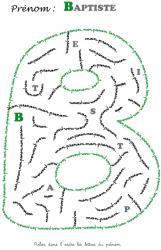 labyrinthe baptiste
