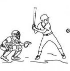 Si votre enfant aime le sport et notamment le Baseball, c'est l'occasion de lui proposer des tas d'activités pour le stimuler. Retrouvez notre dossier spécial sur le Baseball et imprimez vos coloriages, mots cachés et autres jeux de labyrinthes. De quoi e