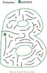 labyrinthe bastien
