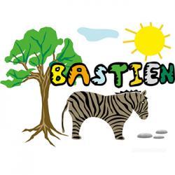 image Bastien savane