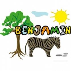 Les prénoms garçons comme Benjamin