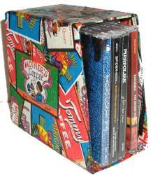 Fabriquer une Boîte  de rangement des CD