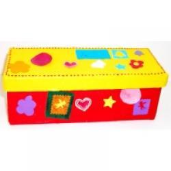 Fabriquer une boîte à secrets