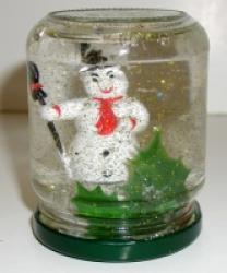 Fabriquer une boule de neige