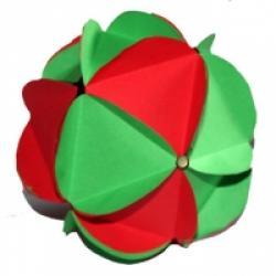 Boule de Noël en 3D
