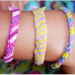 Bricolage bracelet brésilien