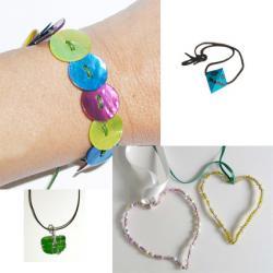 Bijoux, bricolages pour fabriquer ses bijoux
