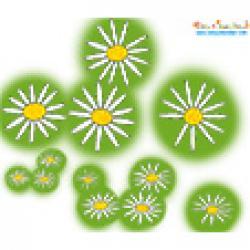 Imprimer les fleurs pour le cadre photo