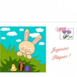 Cartes de Pâques pretes a imprimer