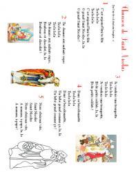 Chanson de saint nicolas traditionnelle