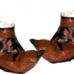 Fabriquer des gros pieds pour se déguiser