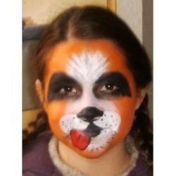 Explications pour faire un maquillage de chien