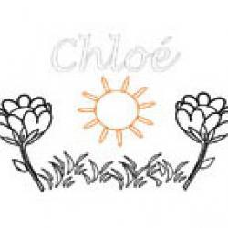 Chloe, coloriages Chloe