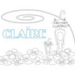 Claire, coloriages Claire