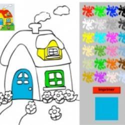 Coloriages à faire en ligne pour les 3 à 7 ans