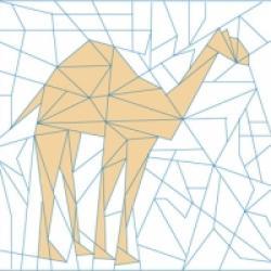 jeu de coloriage géométrique