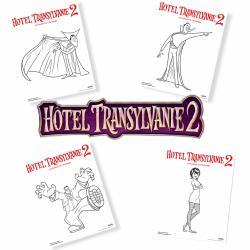 Coloriages Hôtel Transylvanie 2
