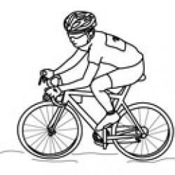 Si votre enfant aime le sport et notamment le Cyclisme, c'est l'occasion de lui proposer des tas d'activités pour le stimuler. Retrouvez notre dossier spécial sur le Cyclisme et imprimez vos coloriages, mots cachés et autres jeux de labyrinthes. De quoi e