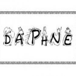 Daphne, coloriages Daphne