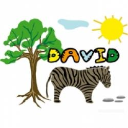 "Jeu avec les prenoms avec un ""D"" comme David"