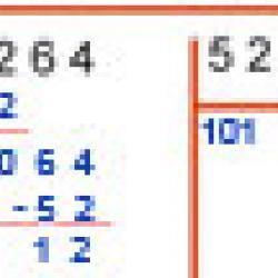 Divisions à deux chiffres