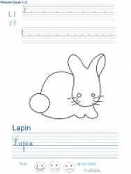 Les lettres en majuscules et lettres minuscules