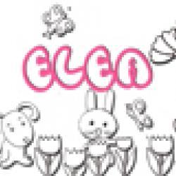 Activités sur le prénom Elea