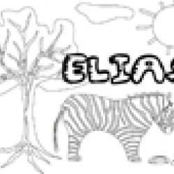 Activités sur le prénom Elias