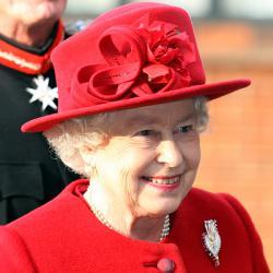 Reine Élisabeth II