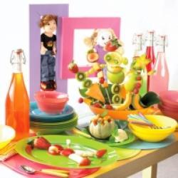 Idées pour des tables de fêtes d'enfants