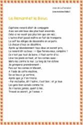 Livre 3 des fables de Jean de La Fontaine